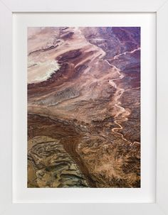Earthly Gradients by Elena Kulikova at minted.com