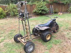 Top Homemade Atv Attachments Wallpapers Lawnmower