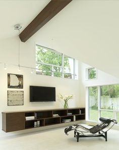 Custom Entertainment Console Design Ideas, Pictures, Remodel, and Decor