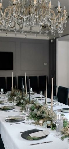 Classy Christmas, Table Settings, Luxury, Place Settings, Tablescapes