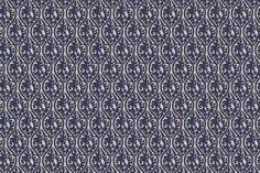 Kimono Snorkel/White - 100% cotton damask