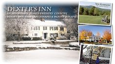 Dexter's Inn - An afordable, family-friendly country resort inn near Lake Sunapee & Mount Sunapee