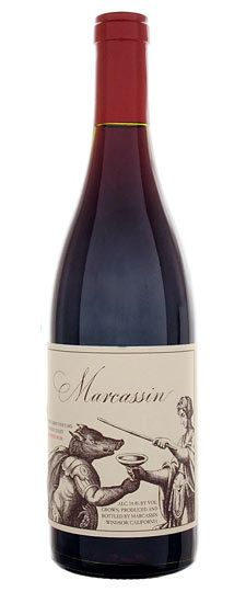 Marcassin, one of California's premier Pinot Noir and Chardonnay labels Marcassin, one of California's premier Pinot Noir and Chardonnay labels Read more: www.snooth.com/...
