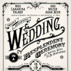 アイデアたっぷりのクリエイティブな結婚式招待状デザイン50個まとめ