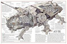 Arte Conceptual en Imagenes: Star Wars