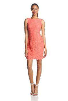 866ca2c83fc2 Adrianna Papell Women s Sleeveless Lace Dress 2