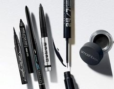 Our favorite eyeliners. All in one set. #Sephora #Eyecandy