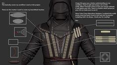 Realistic Armor Breakdown by Bao Vu - Software / Pixologic ZBrush - Forums - Cubebrush Assassin's Creed Film, Zbrush Models, Zbrush Tutorial, Bao, Short Film, Sculpting, Tutorials, Assassins Creed, Peter Pan