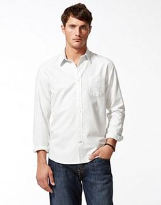 Mister Hab Oxford Shirt - Shirts & Tees - Lucky Brand Jeans