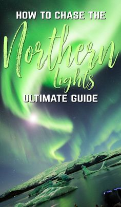 Chasing The Northern Lights: Everything You Need To Know – Travel Cool Places To Visit, Places To Travel, Travel Destinations, Europe Travel Guide, Travel Pro, Travel List, Budget Travel, Prague Travel, Travel Necessities