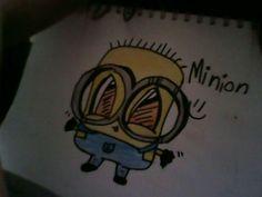 I drew a minion:-D
