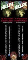 Authors Electric: Making bookmarks  - Karen Bush