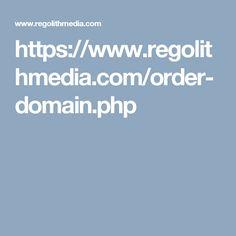 https://www.regolithmedia.com/order-domain.php