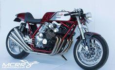 La Honda CBX 1156 cm3 de MCRR fut une aventure épique de plus de 18 mois d'exploration, de test et de patience. Après plus de 250 heures…