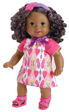 Little Mommy Sweet As Me African-American Doll by Mattel TOY
