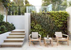 7 Astonishing Useful Tips: Cottage Garden Ideas Shade garden ideas plants green.Backyard Garden Decor How To Grow. Garden Design, Outdoor Rooms, Small Gardens, Garden Inspiration, Green Wall, Garden Planning, Garden Layout