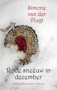 50. Gelezen sept. 2014: Rode sneeuw in december - Simone van der Vlugt - vijf sterren van mij! Een recensie komt er nog aan. Een aanrader!