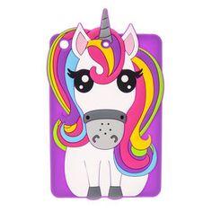 Magical Sound Unicorn Tablet Case,