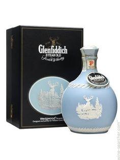 Glenfiddich 21 Year Old Single Malt Scotch Whisky in Wedgewood Decanter, Speyside, Scotland Tequila, Vodka, Good Whiskey, Cigars And Whiskey, Whiskey Bottle, Bourbon, Alcohol Bottles, Liquor Bottles, Wine And Liquor