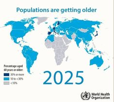 """World Economic Forum na Twitterze: """"Why you might not be as old as you think you are https://t.co/25eLMS4j5d #ageing https://t.co/mZsczG5BRS"""""""