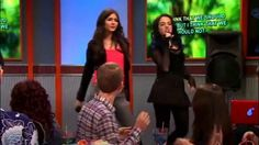 """Victorious-""""Take A Hint"""" If you've ever been bothered by some idiot who just won't leave you alone, you will enjoy this catchy, straight-to-the point song from Nickelodeon's show """"Victorious"""" addressing sexual harassment. This is absolutely awesome."""