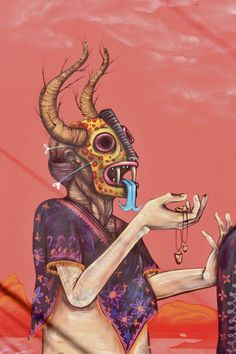 Artists: Saner + Sego in Miami #toobuku // www.thebukuproject.com