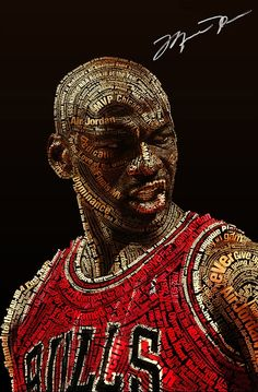 Michael Jordan                                                                                                                                                     Mais