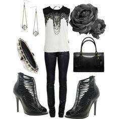 Black n white classic