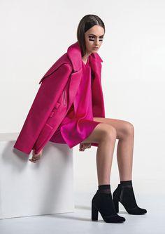 Clothing and Styling by Marina Furtado. Model: Amanda Poeta (DN Models). Photographer: Guilherme Dimatos Beauty Artist: Vanessa Neto