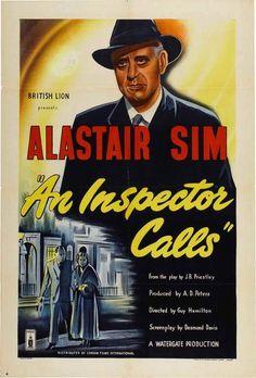 An Inspector Calls (1954) - Alastair Sim DVD
