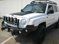 Wincher: Jeep - Patriot