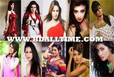Top Ten Bangladeshi Models and Actresses - Bangladeshi Entertainment