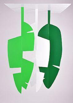 Feeling Tropical - Βάση ορθογώνια για Στοιχεία PVC Λευκό 30x38cm