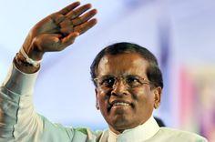 Sri Lanka elections 2015: Mahinda Rajapaksa concedes defeat as Maithripala Sirisena wins poll  Read more: http://www.bellenews.com/2015/01/09/world/asia-news/sri-lanka-elections-2015-mahinda-rajapaksa-concedes-defeat-as-maithripala-sirisena-wins-poll/#ixzz3OJuLC1sN Follow us: @bellenews on Twitter | bellenewscom on Facebook