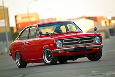 Make some noise: Datsun restoration to rival the best