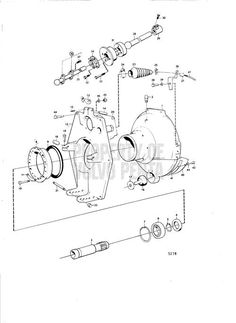 9 best volvo penta images volvo, engineering, boatingexploded view schematic shamil · volvo penta