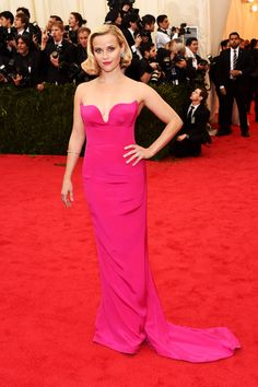 Met Ball 2014: Reese Witherspoon in Stella McCartney