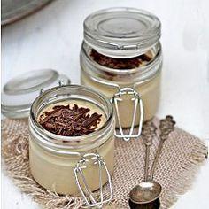 Coffee Panna Cotta