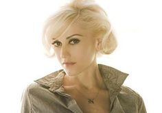 Gwen Stafani I also love this for wedding hair