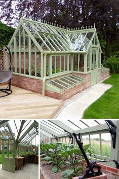 Vegetable Gardening for Beginners – Love the small greenhouse on the side of the greenhouse itself. - Vegetable Gardening for Beginners - Love the small greenhouse on the side of th. Diy Greenhouse Plans, Backyard Greenhouse, Small Greenhouse, Greenhouse Wedding, Homemade Greenhouse, Pallet Greenhouse, Portable Greenhouse, Greenhouse Pictures, Greenhouse Plants