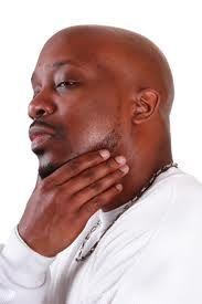 black skin care for men