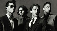 Arctic Monkeys 2014