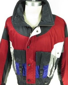 c61d9cc9bb1 Retro ski  snowboard puffy jacket from The Clothing Vault