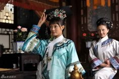 """Chinese actress Sun Li has been nominated best actress in the International Emmy Awards for her performance in the TV series """"Legend of Zhen Huan"""" Empresses In The Palace, Sun Li, Chinese Actress, Chinese Culture, Hanfu, Best Actress, Actresses, Clothes, Beauty"""