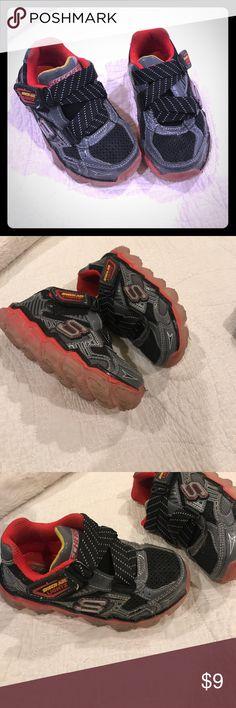 Sketchers Lightning shoes Sketchers lightning shoes worn only few times Skechers Shoes Sneakers