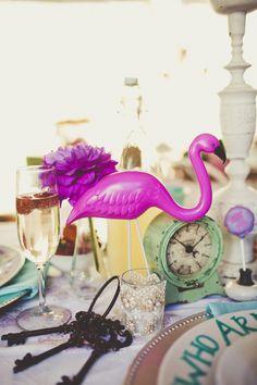 Hipster Alice in Wonderland Wedding     sara kathleen