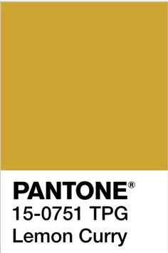 Картинки по запросу pantone lemon curry