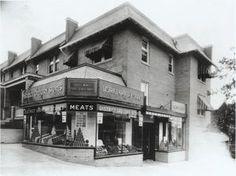 Morris Miller's grocery, 1700 Euclid Street, N.W., Washington, D.C.