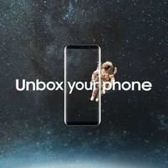 Sin límites, así es como vas disfrutar lo que más te gusta en la pantalla Infinity Display de tu Galaxy S8.