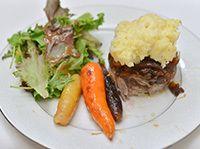 L'envolée de l'amour ! Sauce Porto, Parfait, Beef, Food, Caramelized Onions, Balsamic Vinegar, Love, Meat, Essen